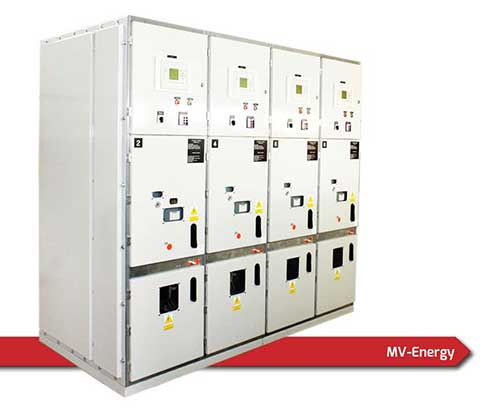 Medium Voltage Air Insulated Secondary Distribution Switchgear